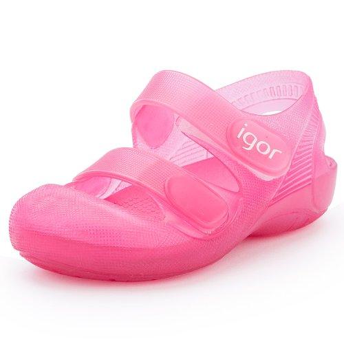 1be3b4eff Zapatillas Playa Piscina Bondi - Color : Fucsia - Talla : 27: Amazon.es:  Zapatos y complementos