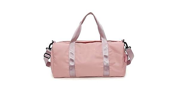 TRAV/&DUFFLGGS Duffle Bag Large Waterproof Travel Bag Dry Wet Separation Carry On Luggage Travel Duffel Bags