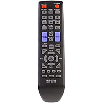 Amazon. Com: new ah59-02434a ah59-02547b replacement remote control.
