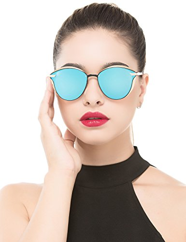 BAVIRON Womens Cat Eye Sunglasses Polarized Luxury Fashion - Buy For Can You Glasses Lenses Just