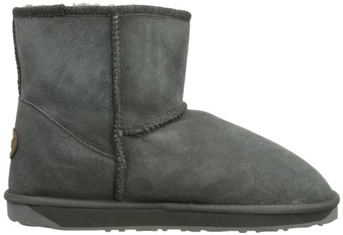 Grey Womens Charcoal Boots Stinger Emu Mini qFwSBa