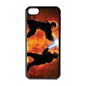 AKERCY Star Wars Phone Case For Iphone 5C [Pattern-1]