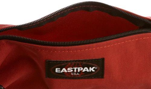 Eastpak - Bolso mochila  para mujer Azul Quadrettato blu rojo - rojo