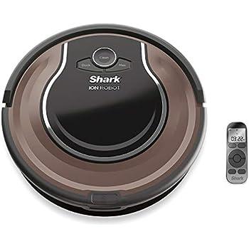 Amazon Com Shark Ion Robot Dual Action Robot Vacuum