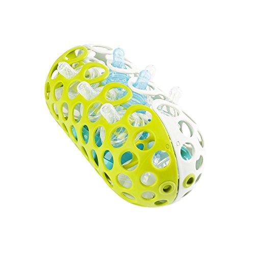 Boon Clutch Dishwasher Basket - Green by Boon