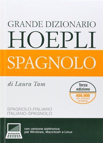 Grande dizionario di spagnolo. Con CD-ROM (Dizionari bilingue) (Italian  Edition c9cc049fee63