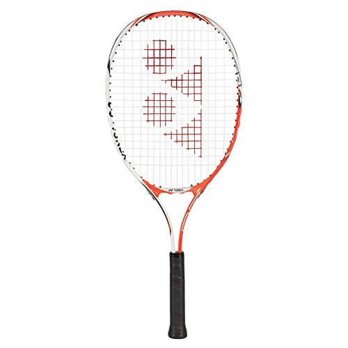 Yonex VCSIJ25 Tennis Racket, Flash Orange