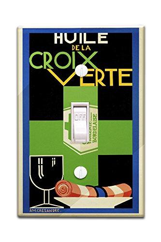 huile-de-la-croix-verte-vintage-poster-artist-cassandre-france-c-1925-light-switchplate-cover