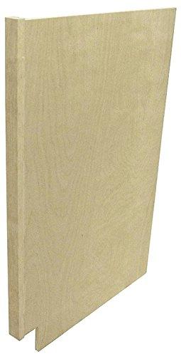 KAPAL DS-PFP 31'' Pine Dishwasher End Panel