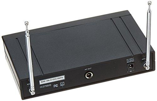 Gemini DJ VHF2001MS48 Handheld Wireless Microphone