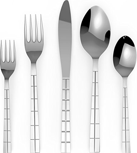 Flatware Set Sterling Quality, Royal Cutlery,...