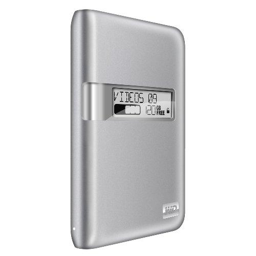 Western Digital My Passport Studio 640 GB FireWire 800/40...