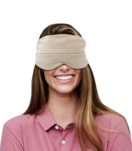 Eye Mask, Activated Charcoal Insert, Super adsorbent & Super Soft Organic Cotton, Tired Eyes, Computer Eyes, Stressed, Relax, Eye Issues, Poultice, Sleep Deeply Soothing Your Eyes.