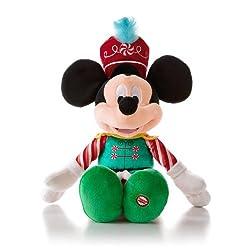 Hallmark Disney Nutcracker Sweets Mickey Mouse Plush