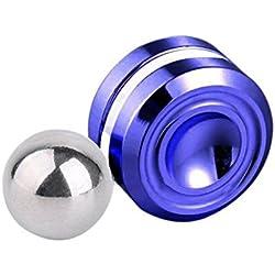 HongXander New Orbiter Fidget Spinner Magnetic Orbit Ball Hand Spinner Anti Depression Toy (Purple)