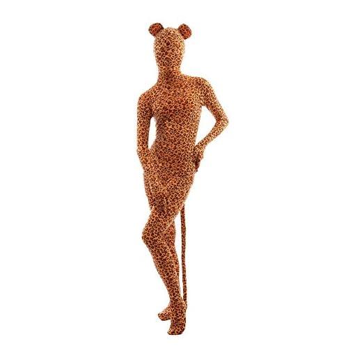 Sheface Full Body Zentai Lycra Spandex Costume Bodysuits