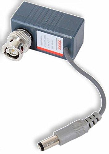 Amazon com: Uvision Video Audio Power Balun CCTV for Camera