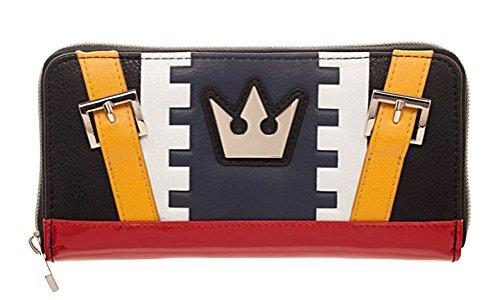 Kingdom Hearts Sora Cosplay Zip Around Wallet