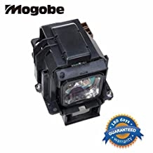 Mogobe NEC VT676 projector lamp replacement bulb with housing - high quality replacement lamp