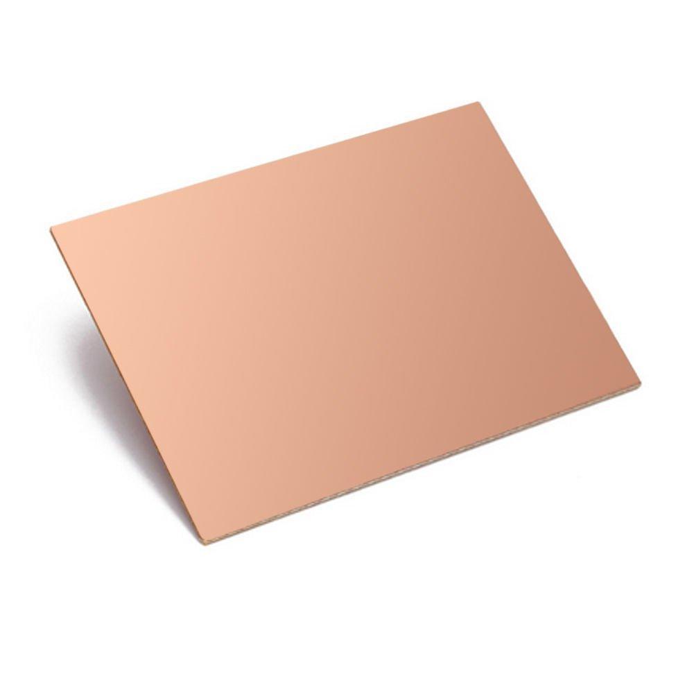 Single Sided Copper Clad Laminate Pcb Circuit Board 4x6 10pcs Plain Copperclad Fibreglass Rapid Online Industrial Scientific
