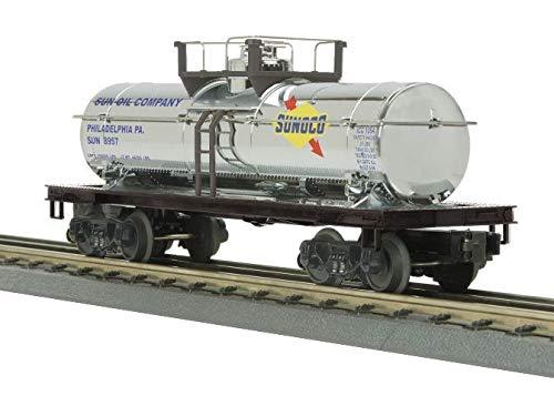 MTH TRAINS; MIKES TRAIN HOUSE SUNOCO Tank CAR