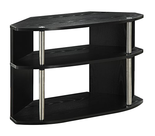 Convenience Concepts Designs2Go Swivel TV Stand, (Concepts Swivel)