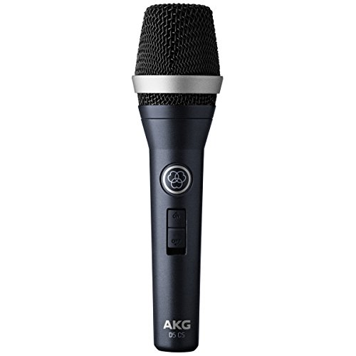 AKG D5CS | Professional Cardioid Dynamic Vocal Microphone On Off Switch