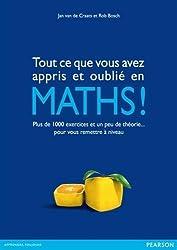 Tout ce que vous avez appris et oublié en Maths!