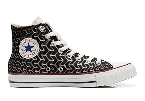 Converse All Star Customized - zapatos personalizados (Producto Artesano) Pirelly