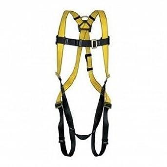 MSA XL Workman® estilo arnés de cuerpo entero con qwik-fit anilla ...