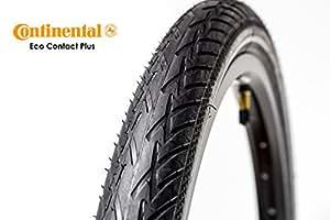 26 pulgadas Continental Eco Contact Plus – Cubiertas para bicicleta 47 – 559 abrigo techo