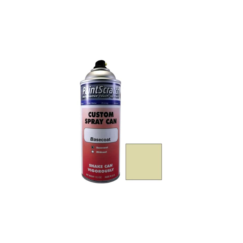12.5 Oz. Spray Can of Manganite Gray Metallic (matt) Touch Up Paint for 2012 Mercedes Benz CLS Class (color code 795/7795) and Clearcoat