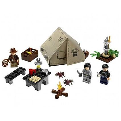 Amazon.com  LEGO® Indiana Jones Jungle Duel  Toys   Games c75912e0361