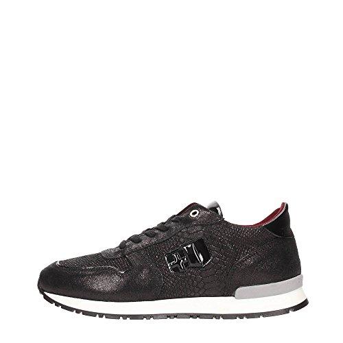 DAcquasparta D1500 AN Sneakers Damen Leder Schwarz