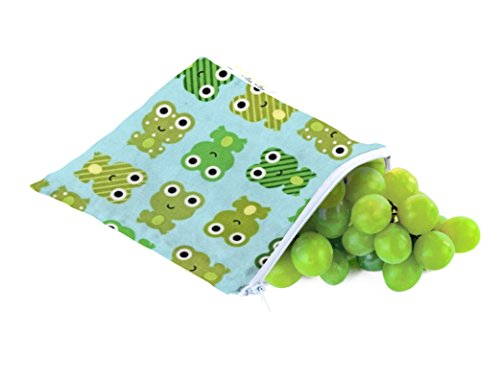 Itzy Ritzy Snack Happens Reusable Snack and Everything Bag, My Little Prince, Regular