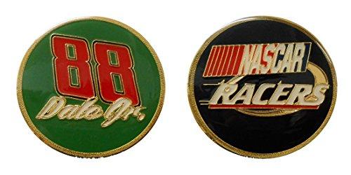 - Dale Earnhardt Jr #88 #24 Jeff Gordon Collectible Nascar Challenge Coin Logo Poker / Lucky Chips & Gift