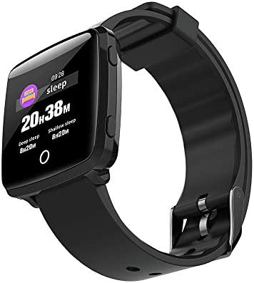 Touch Screen Bluetooth Smart Watch,Magnetic Suction Charging,Compatible Android 4.4+,iOS 8.0+,P67 Waterproof,Sleep Monitoring, Sports Mode, Call Reminder ...