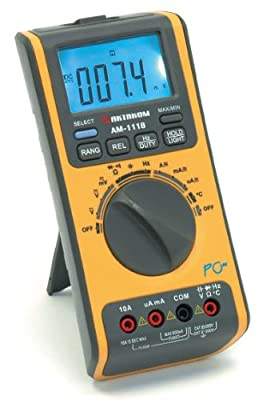 AKTAKOM AM-1118 Digital Multimeter with USB interface