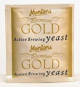 Munton's Premium Gold Yeast (6 grams)