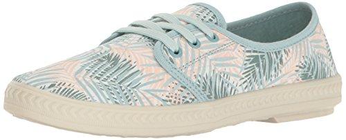 Racchetta Da Donna Daines Jungle Palm Cotton Fashion Sneaker Verde