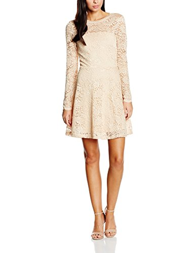 Cream Noos Short Vestito Donna Dress Lace Vmceleb Ls Rosa Vero Moda Ivory U6WBHp1