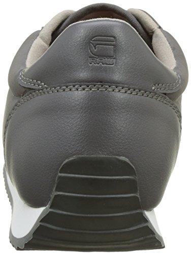 G Star Resap, Zapatillas para Hombre Gris (Gs Grey 1260)