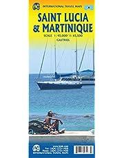 ST. LUCIA & MARTINIQUE - SAINTE-LUCIE & MARTINIQUE