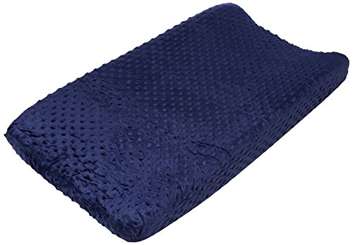 Gerber Changing Pad Cover, Navy Popcorn