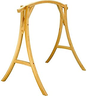 product image for Hatteras Hammocks Roman Arc Cypress Swing Stand