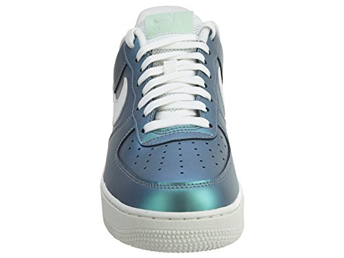 Nike Mens Air Force 1 07 Lv8 Scarpe Da Basket Menta Fresca / Vertice Bianco / Nero