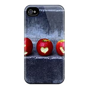 Anglams Slim Fit Protector JSj507JPAy Shock Absorbent Bumper Case For Iphone 4/4s