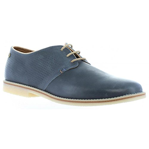 Panama Jack Scarpe Per Gentiluomo Goodman C24 Blu Jeans