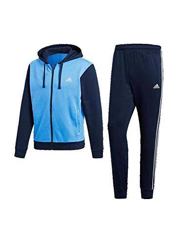 Blu Energize Adidas bright Tuta Ginnastica Uomo Navy Ts collegiate Da Co pnZUq1n