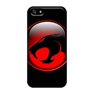 For Iphone Cases, High Quality Thunder Cat For Iphone 5/5s Covers Cases